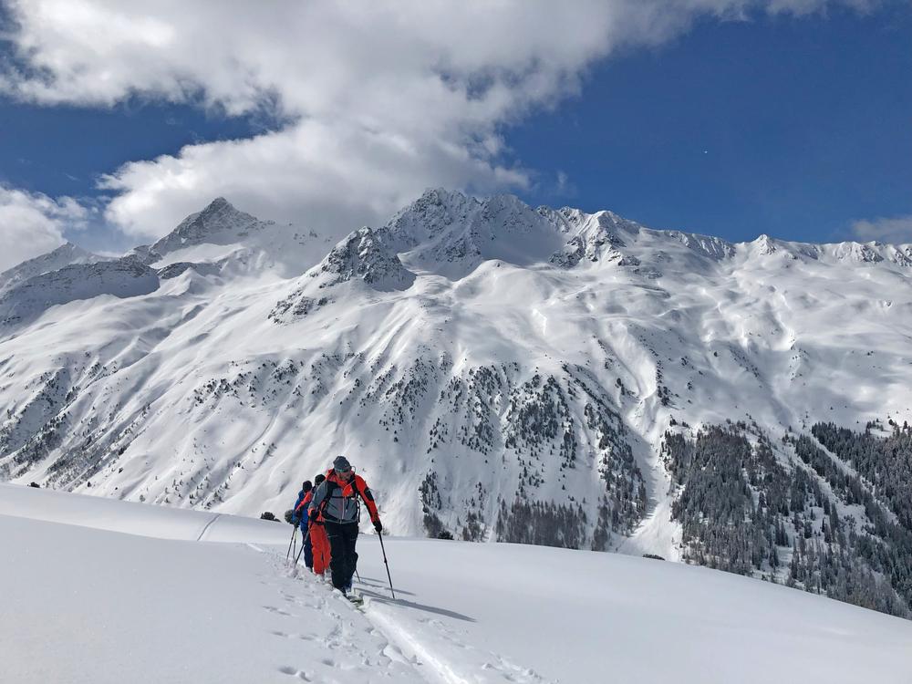 Skitour Davos – Tällihorn