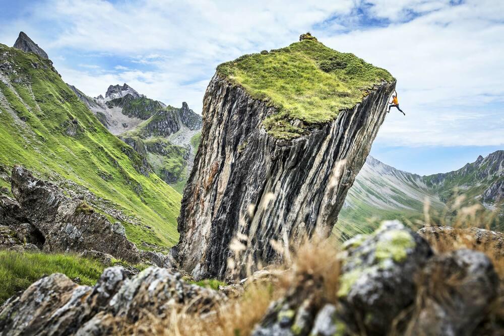 Kletterschuhe