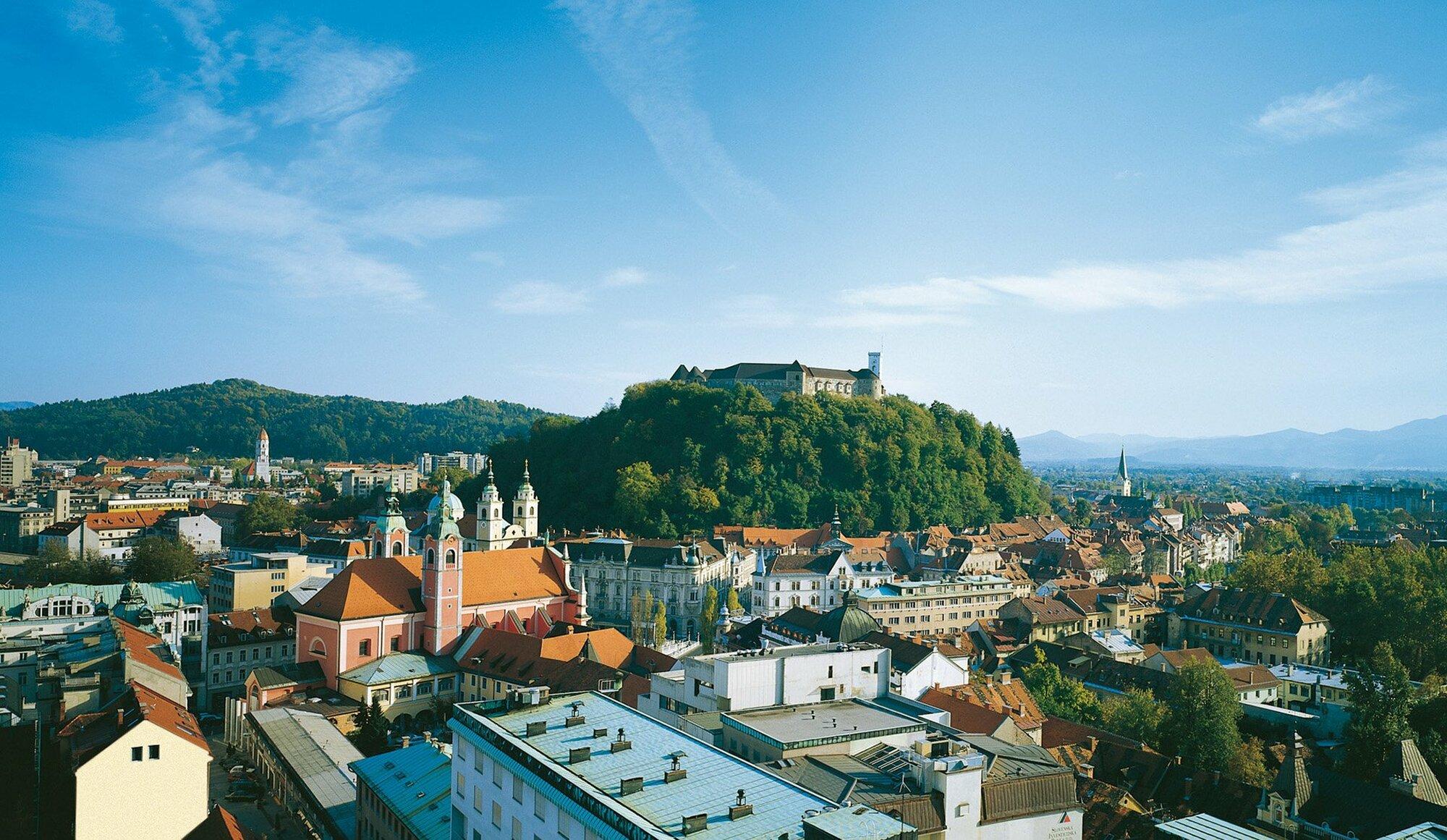 Ljubljana – Schüchterne Schönheit