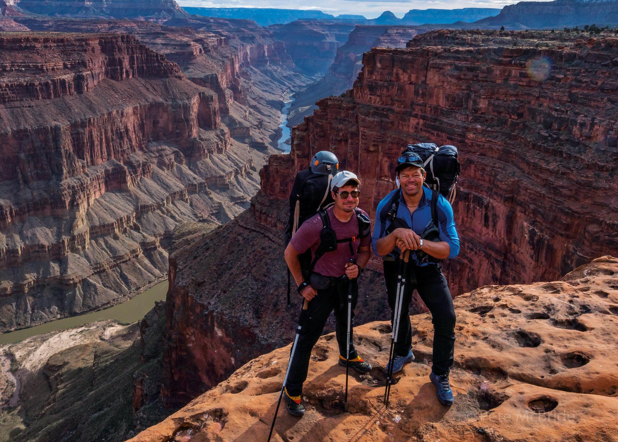 Am Abgrund – zu Fuss durch den Grand Canyon