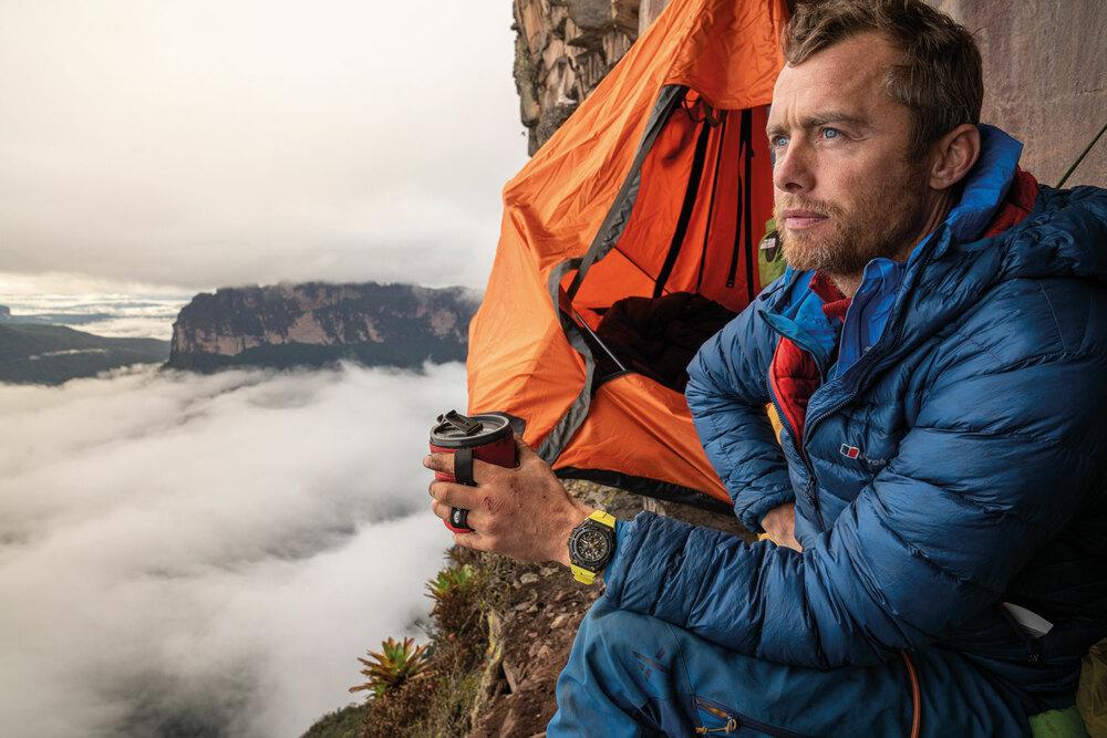 Auf ein Wort mit Kletterer Leo Holding
