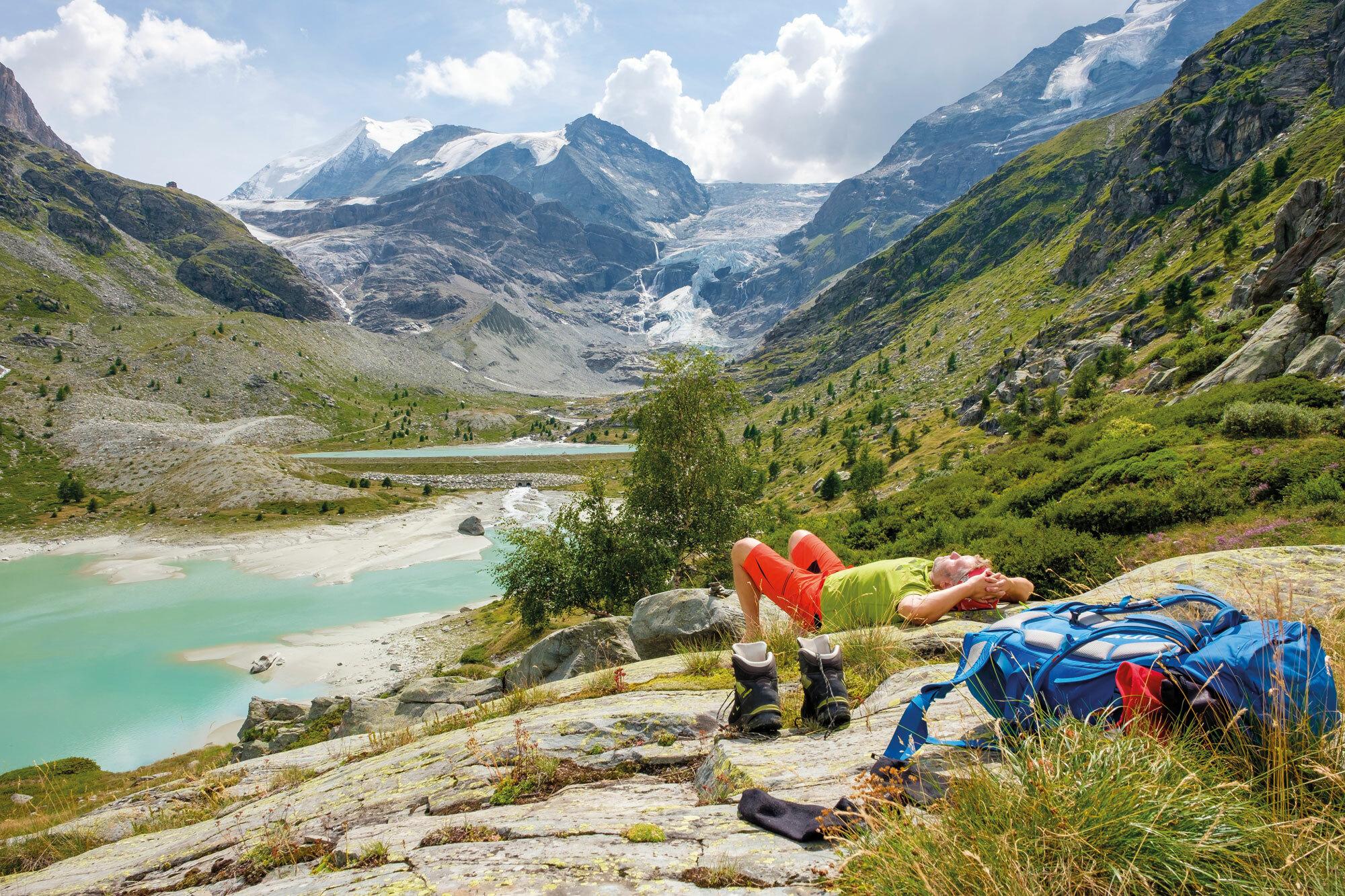 Sprachbarrieren –Wandern im Wallis