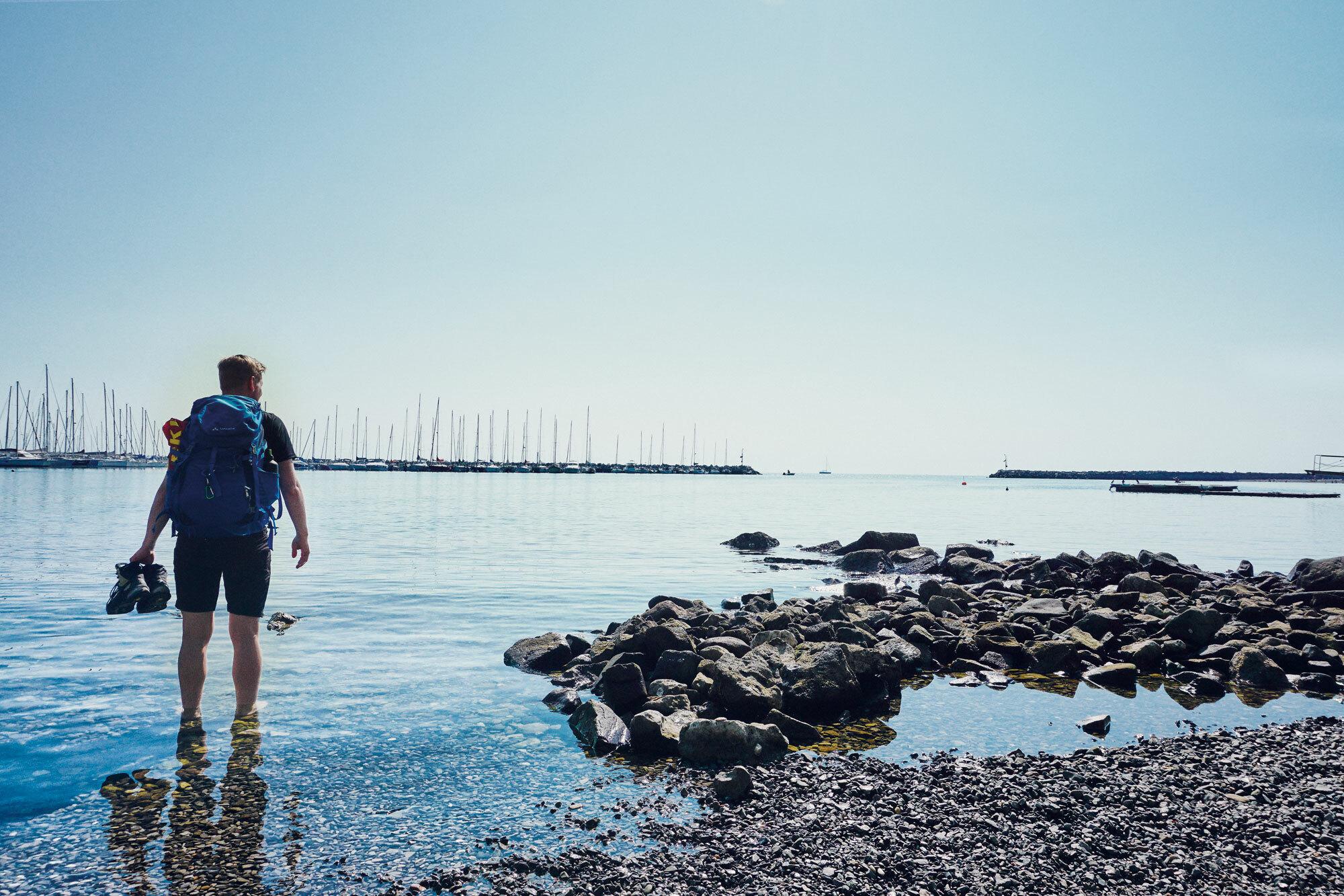 Meer in Sicht – Eine Fernwanderung vom Grossglockner an die Adria