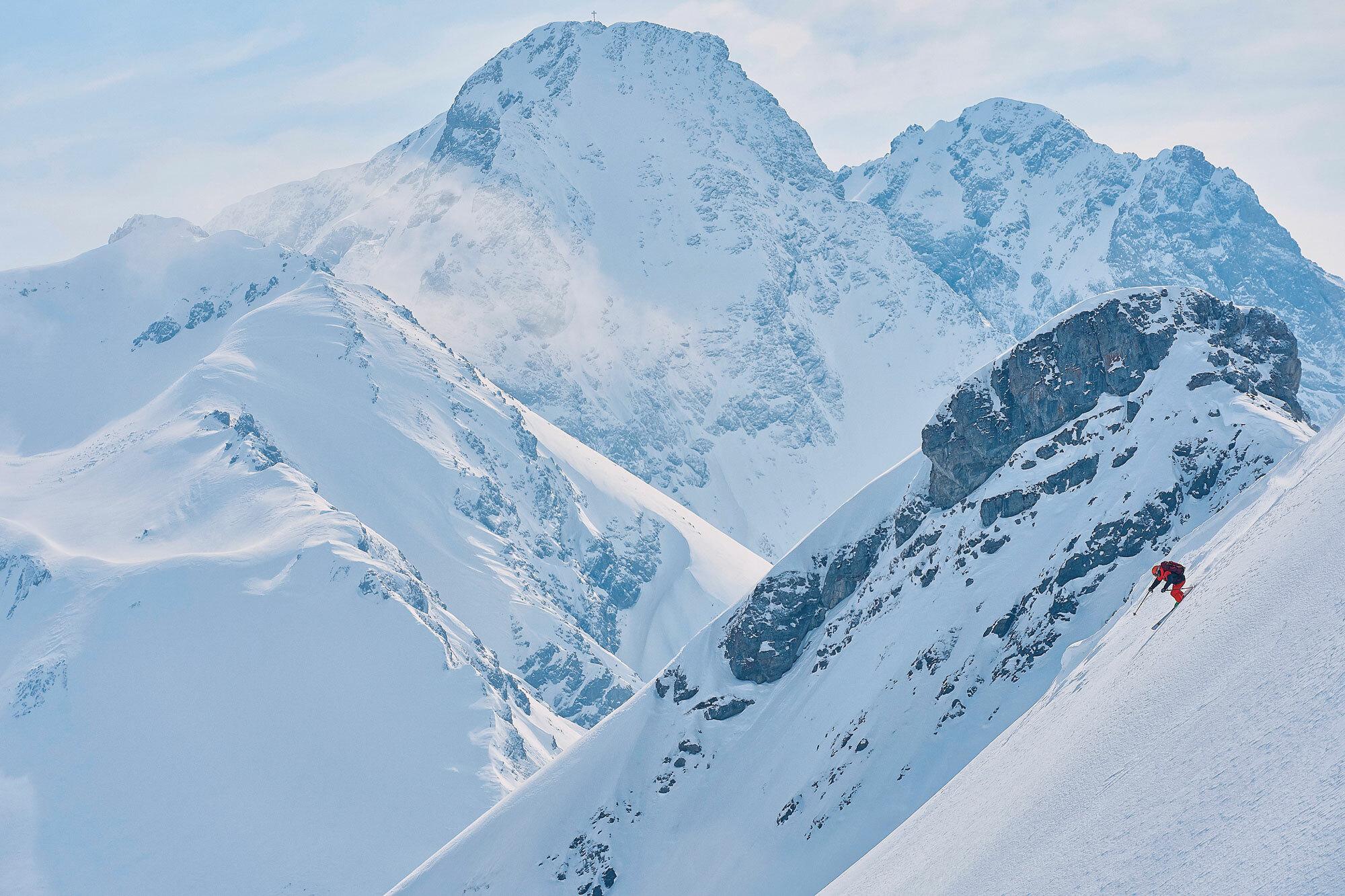 Ski-Transalp – Durchs Variantenreich