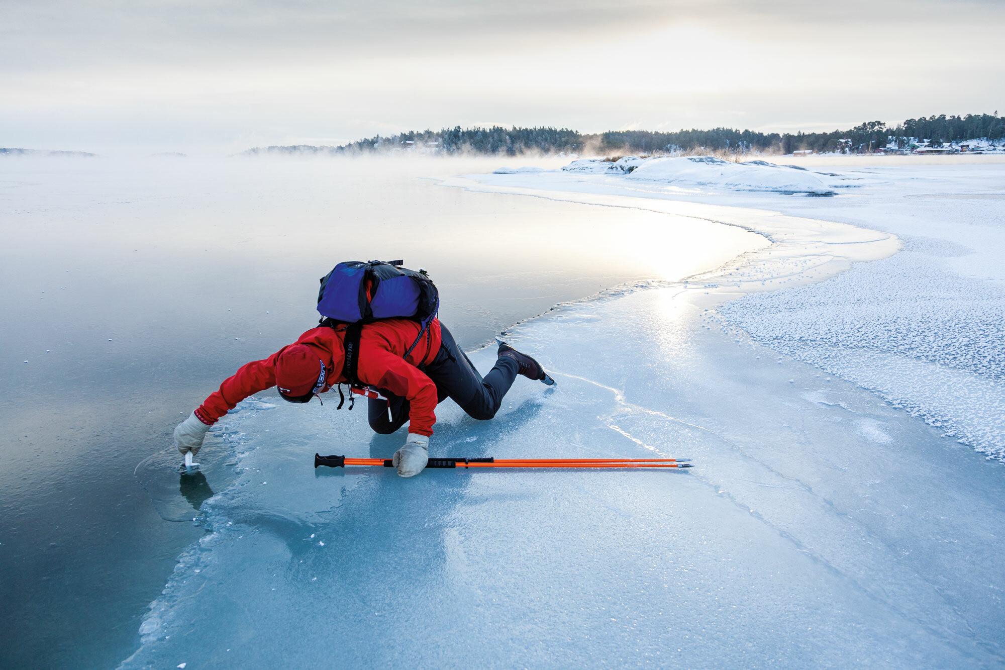Blanker Wahnsinn – Nordic Ice Skating