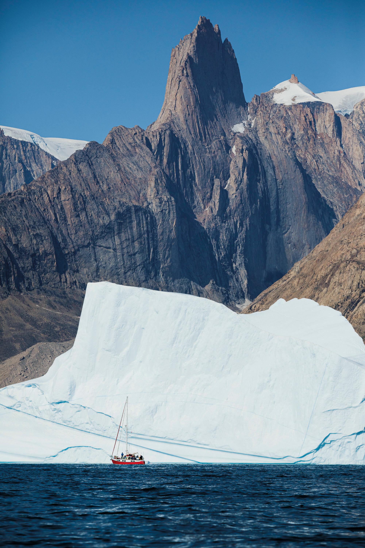 Im zweiten Anlauf – Ein Kletterabenteuer im Grössten Fjord der Welt