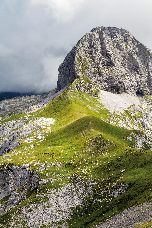 Raue Route – Hüttenwanderung zwischen Comer- und Gardasee
