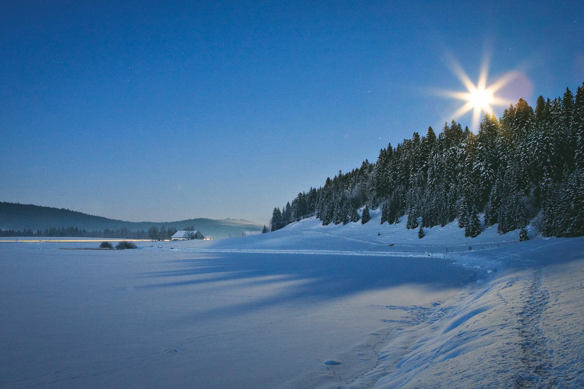 Kältekunde – Kälte am Berg