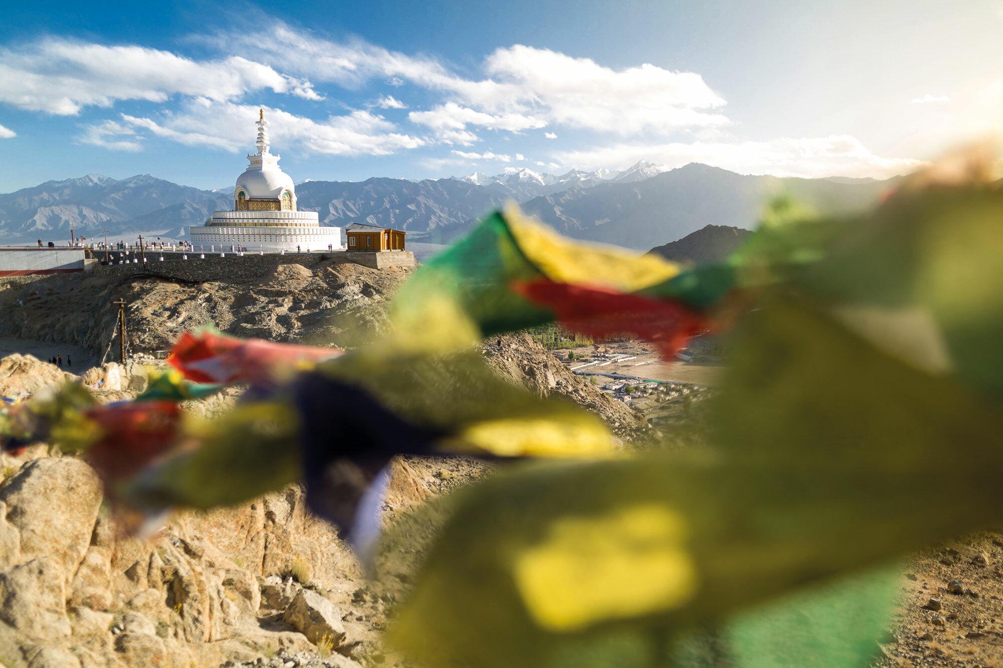 Palmen, Kamele, dünne Luft – Trekking im Indischen Himalaya