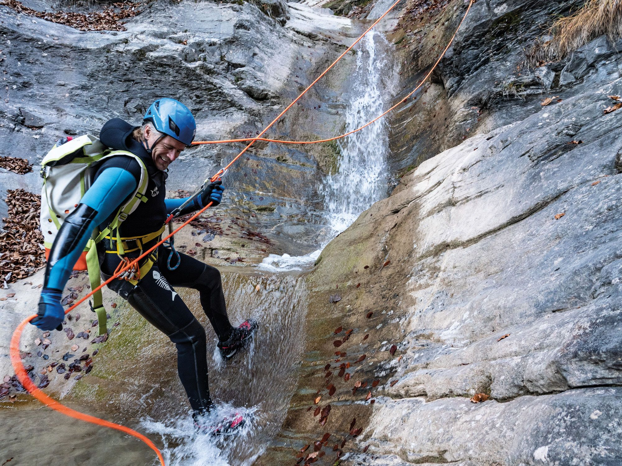 Canyoning – Erfrischend anders