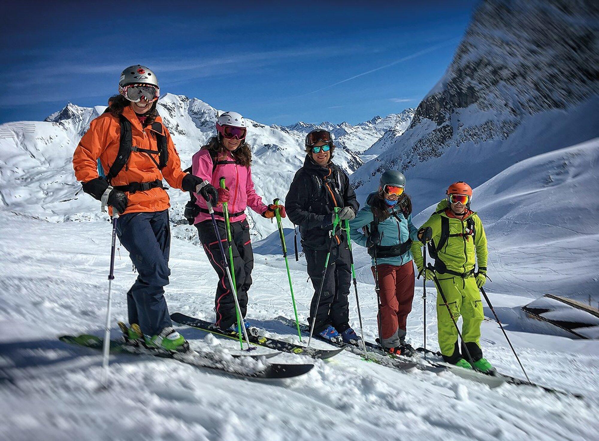 Allmountain Ski