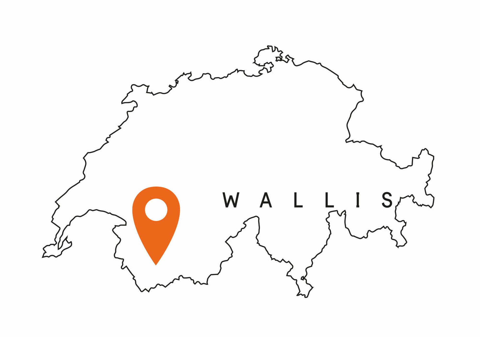 Walliser Winkelzug – Haute Route mit Abstecher