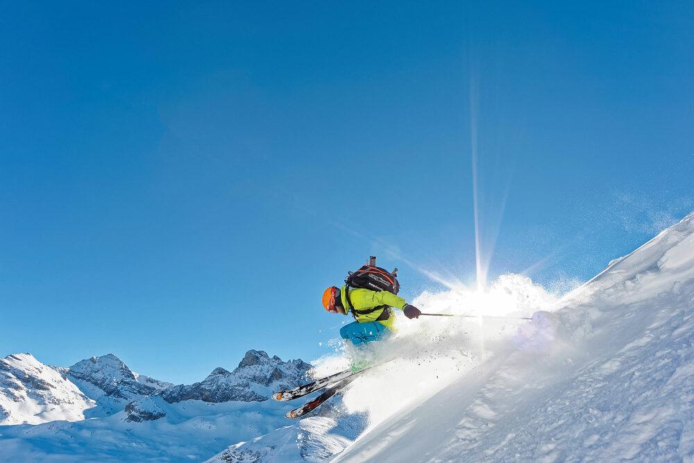 Freetouring-Ski