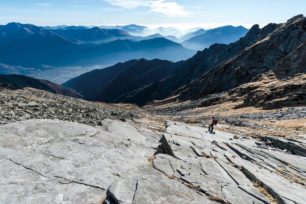 Bellinzonas Bergschätze – Cima D´Erbea EST / TI