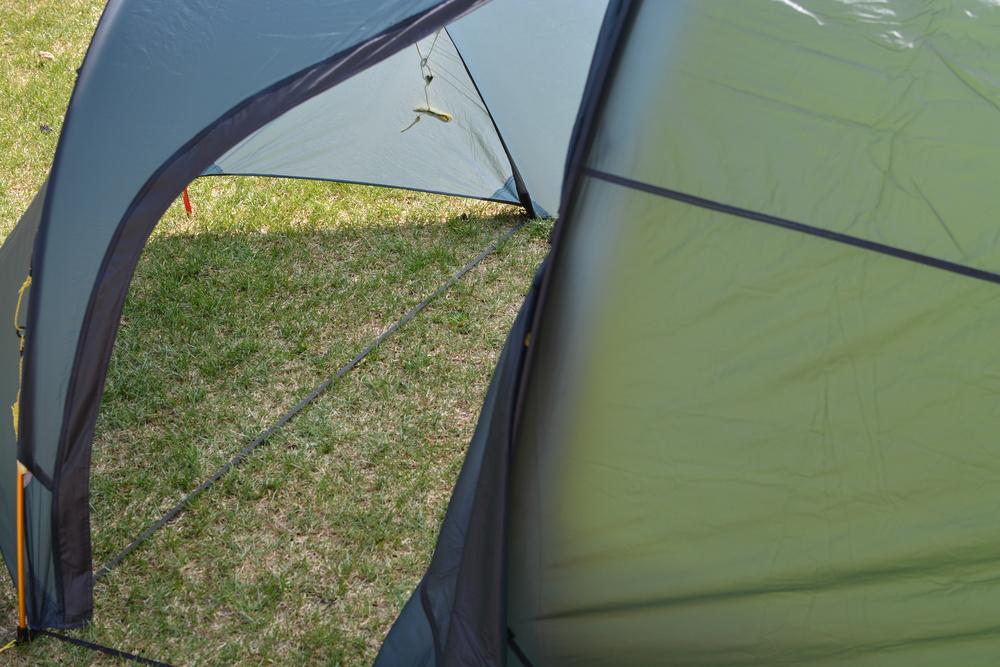 Im Test: Helsport Fjellheimen Superlight 2 Camp