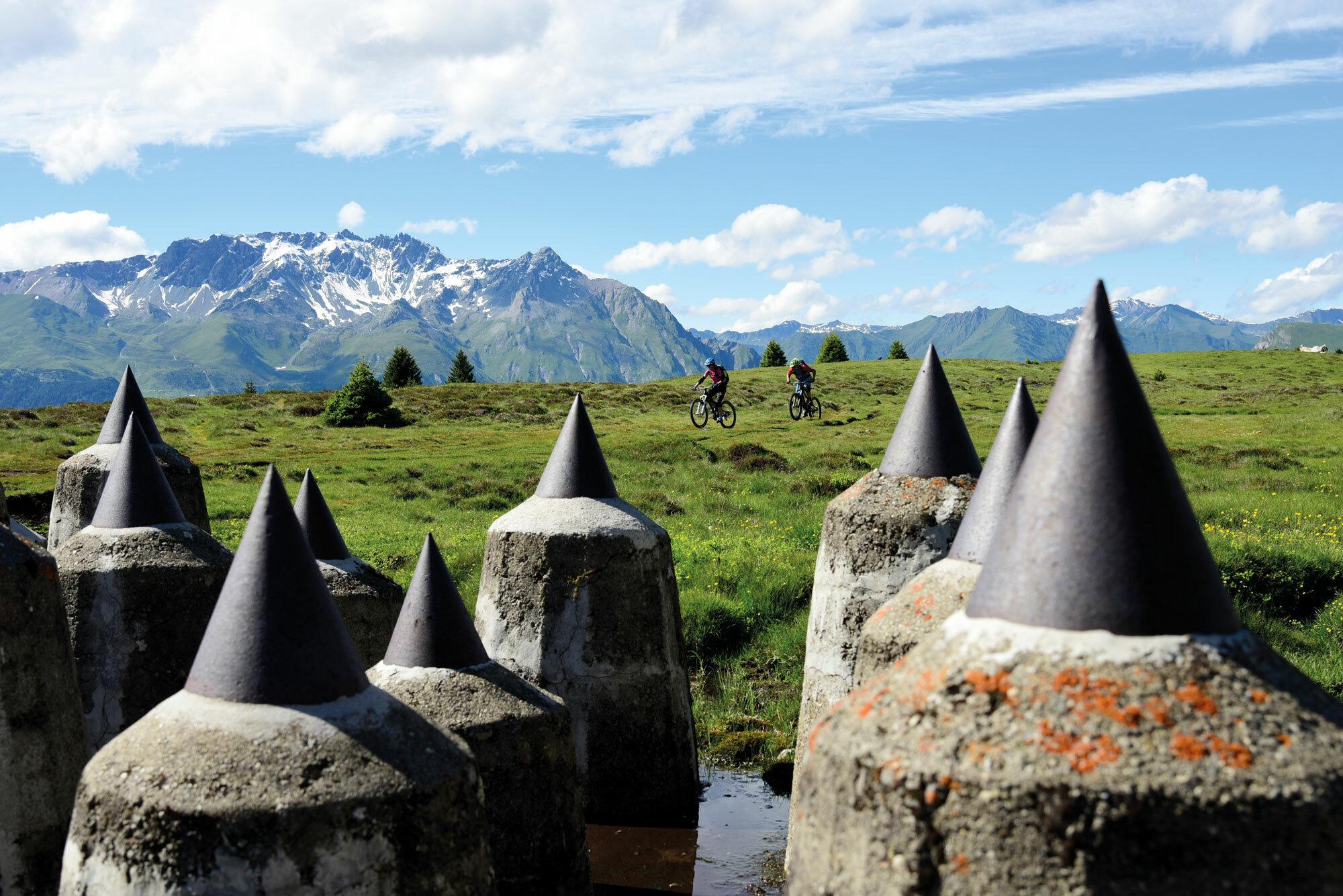 Drei Länder, tausend Möglichkeiten – Obervinschgau / Reschen
