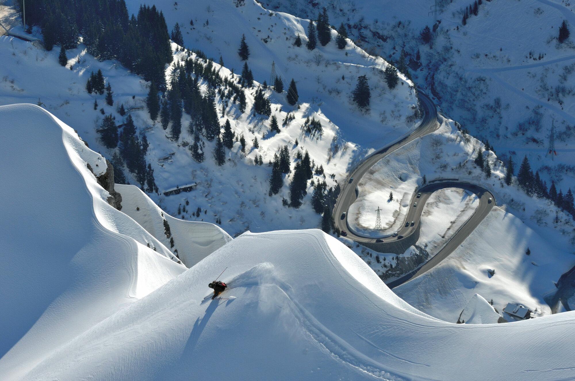 Im weissen Rausch – Arlberg