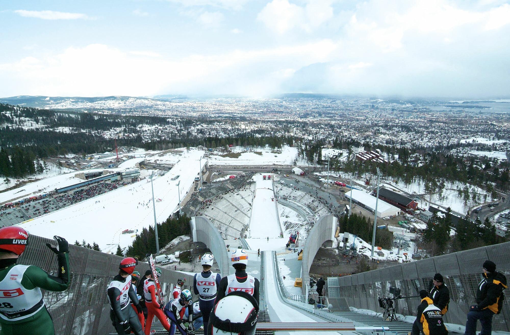 Oslo – Im Revier des Tigers