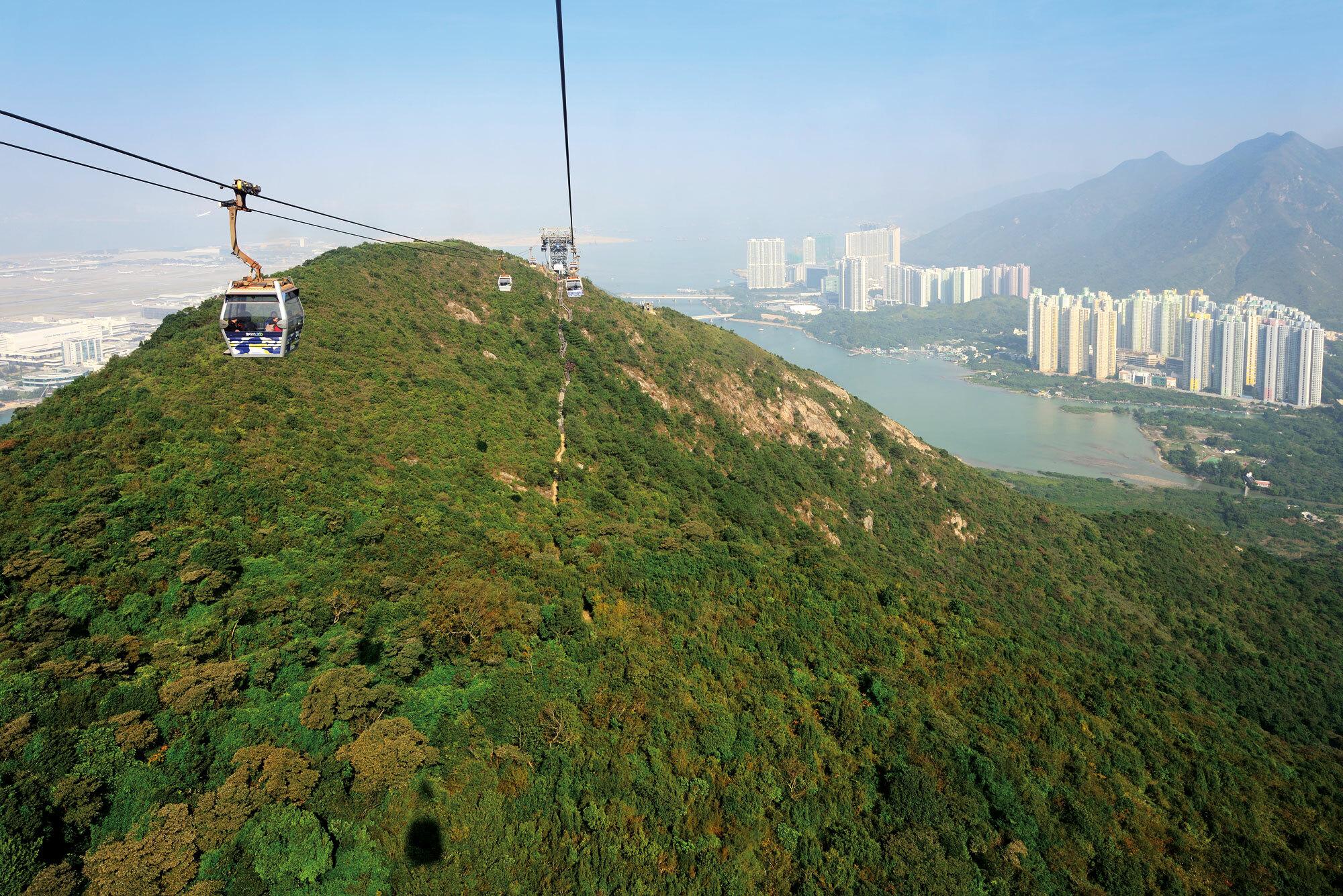 Hongkong – Grossstadt im Urwald