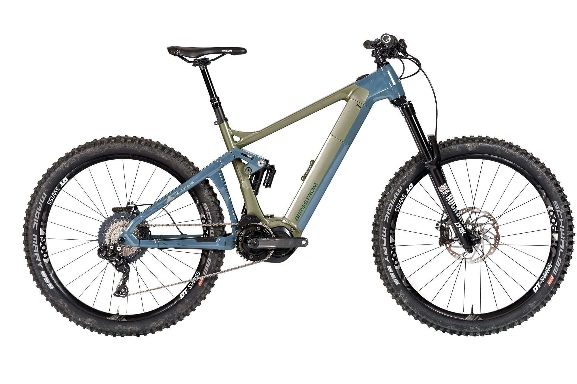 Bergstrom ATV 960