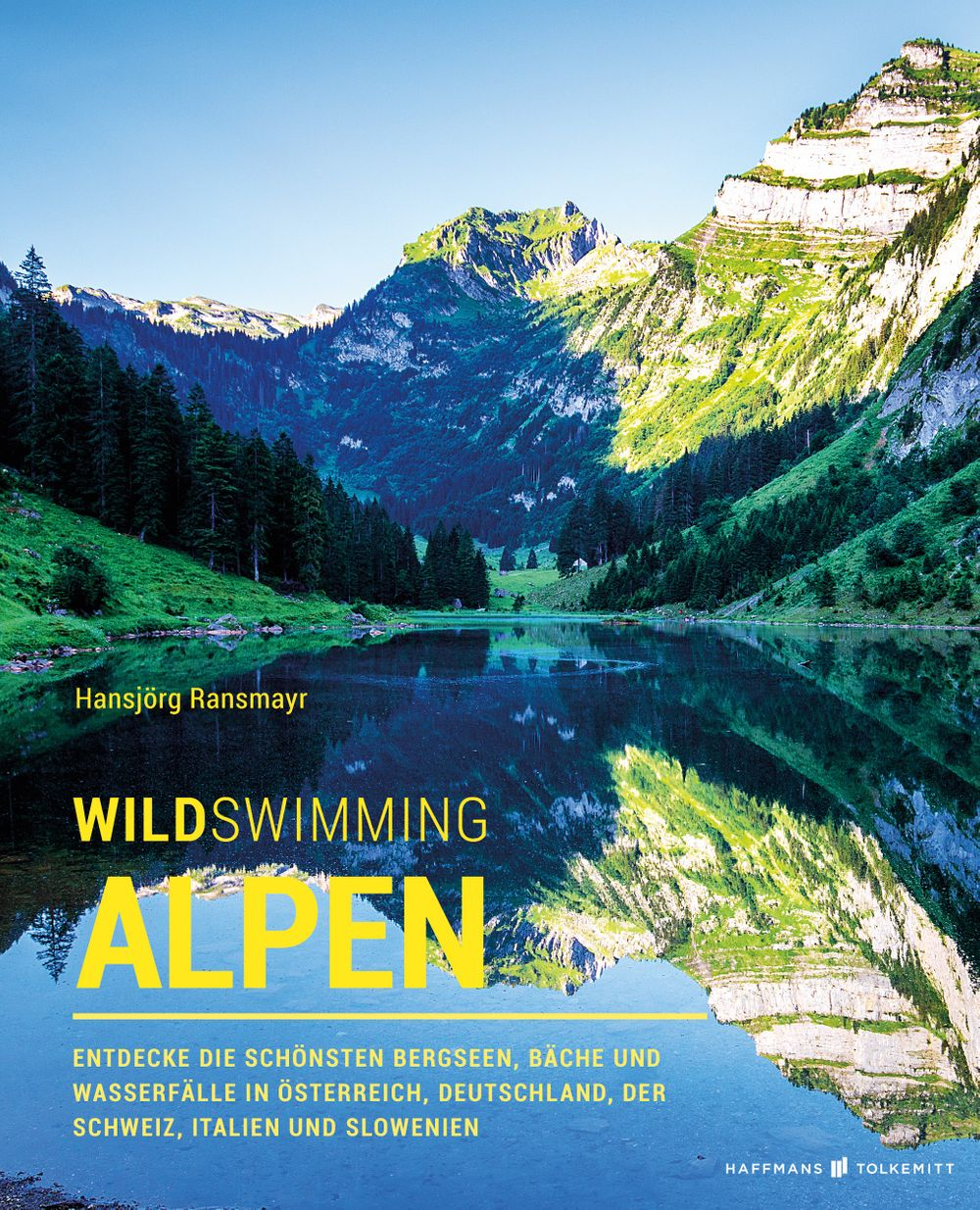 «Wildswimming Alpen»