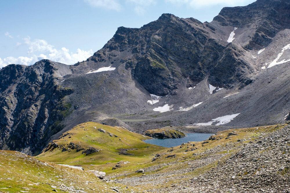 Bewegende Berge