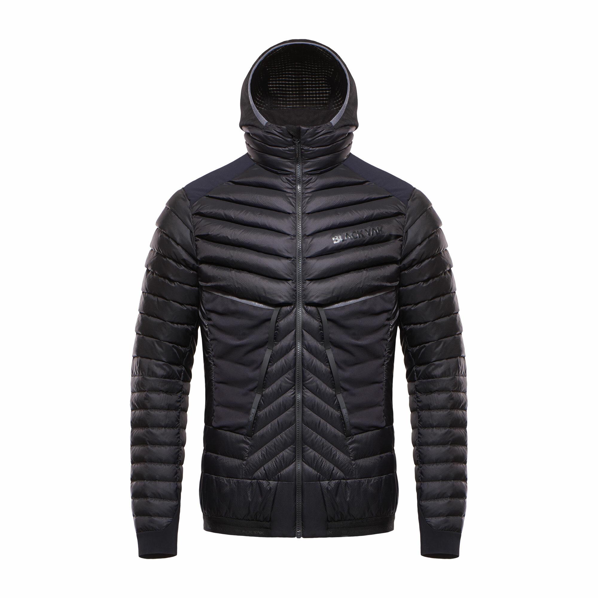 Black Yak Hybrid Jacket