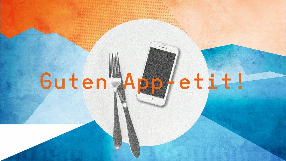 Guten App-etit – Die besten Outdoor Apps