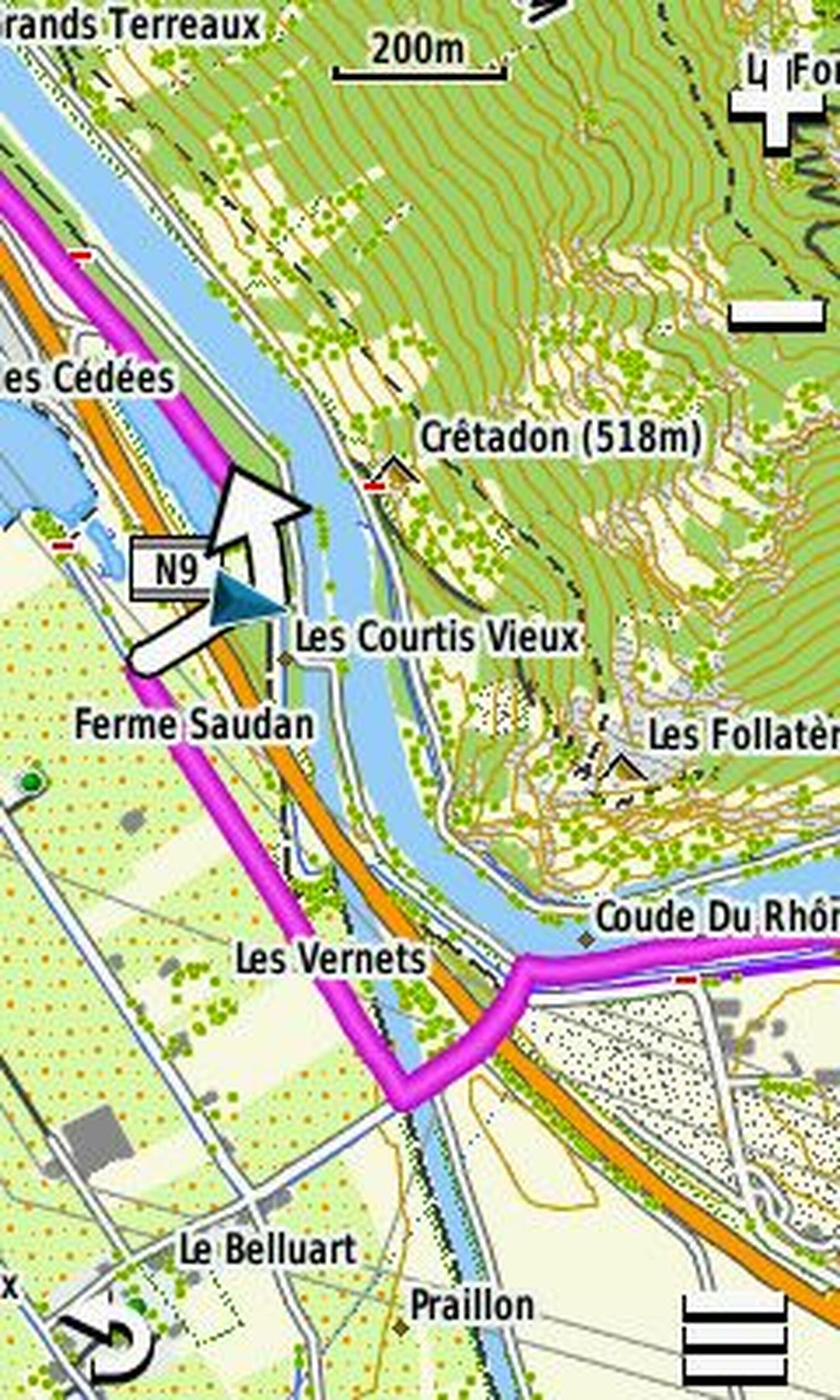 Garmin-Karten Schweiz: Update erhältlich