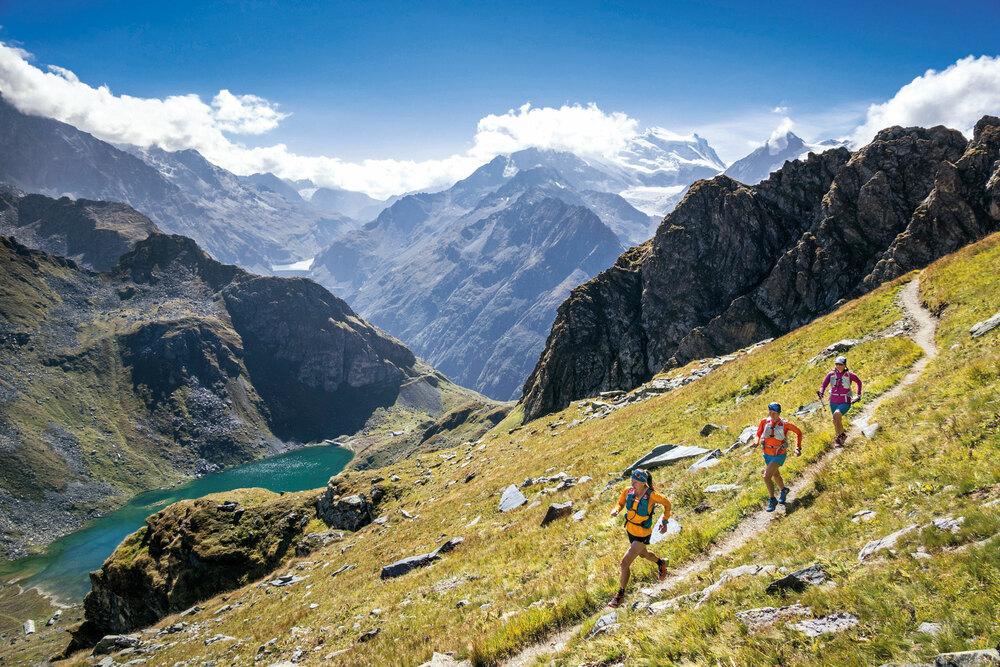 Trailrunning Lac de Louvie