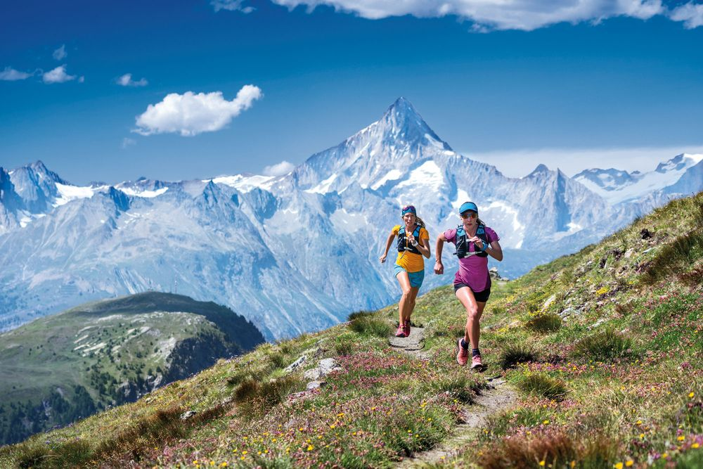 Trailrunning Simplon