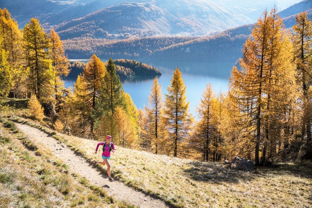 Trailrunning Piz Lunghin