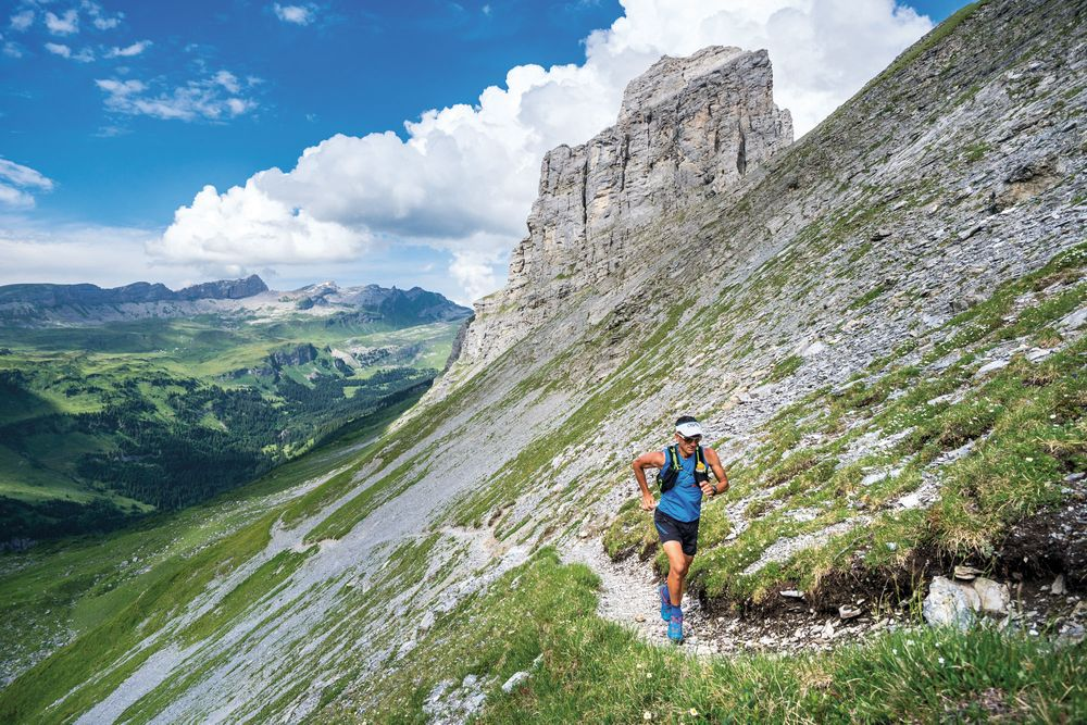 Trailrunning Gental