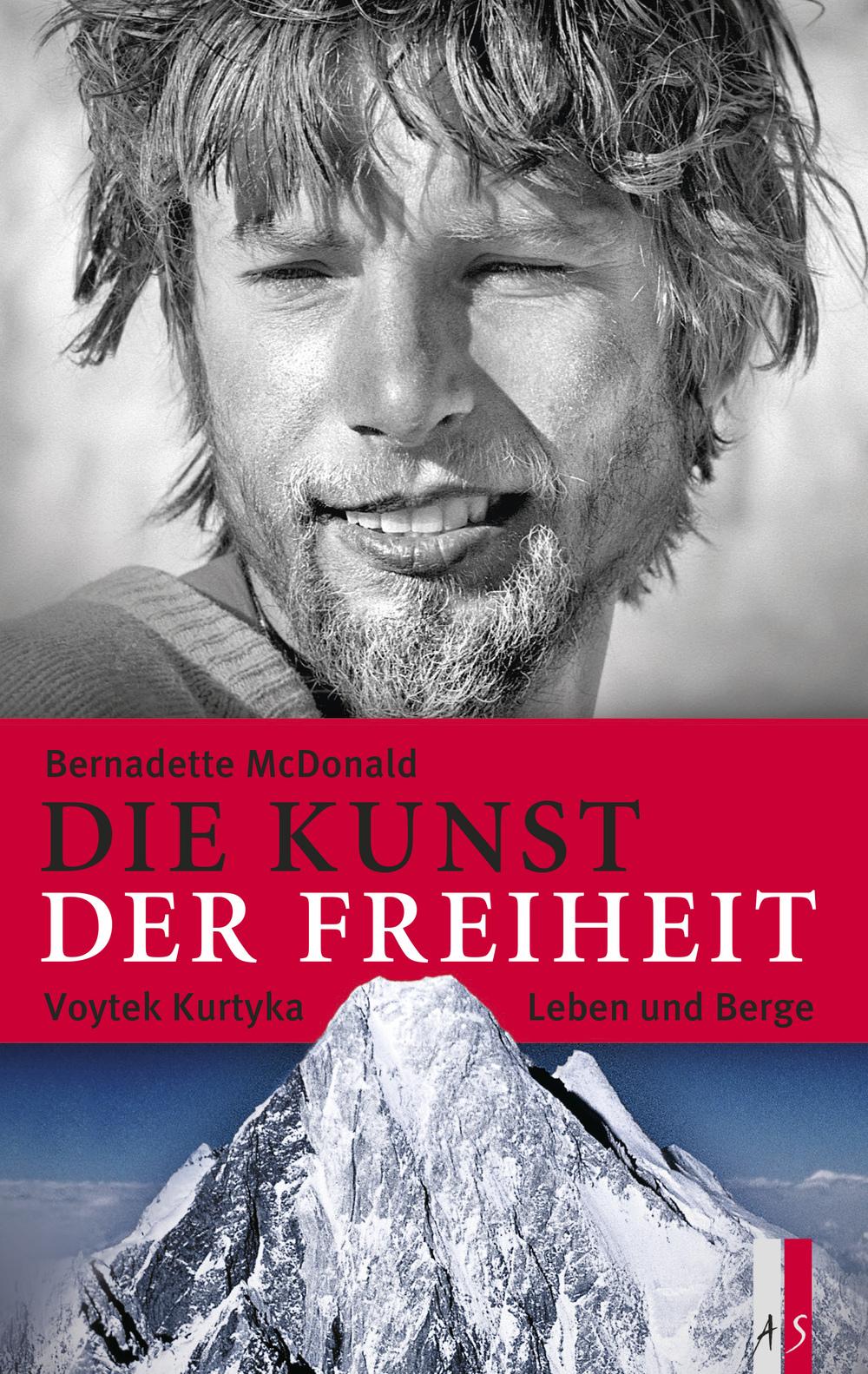 «Die Kunst der Freiheit. Voytek Kurtyka  – Leben und Berge»