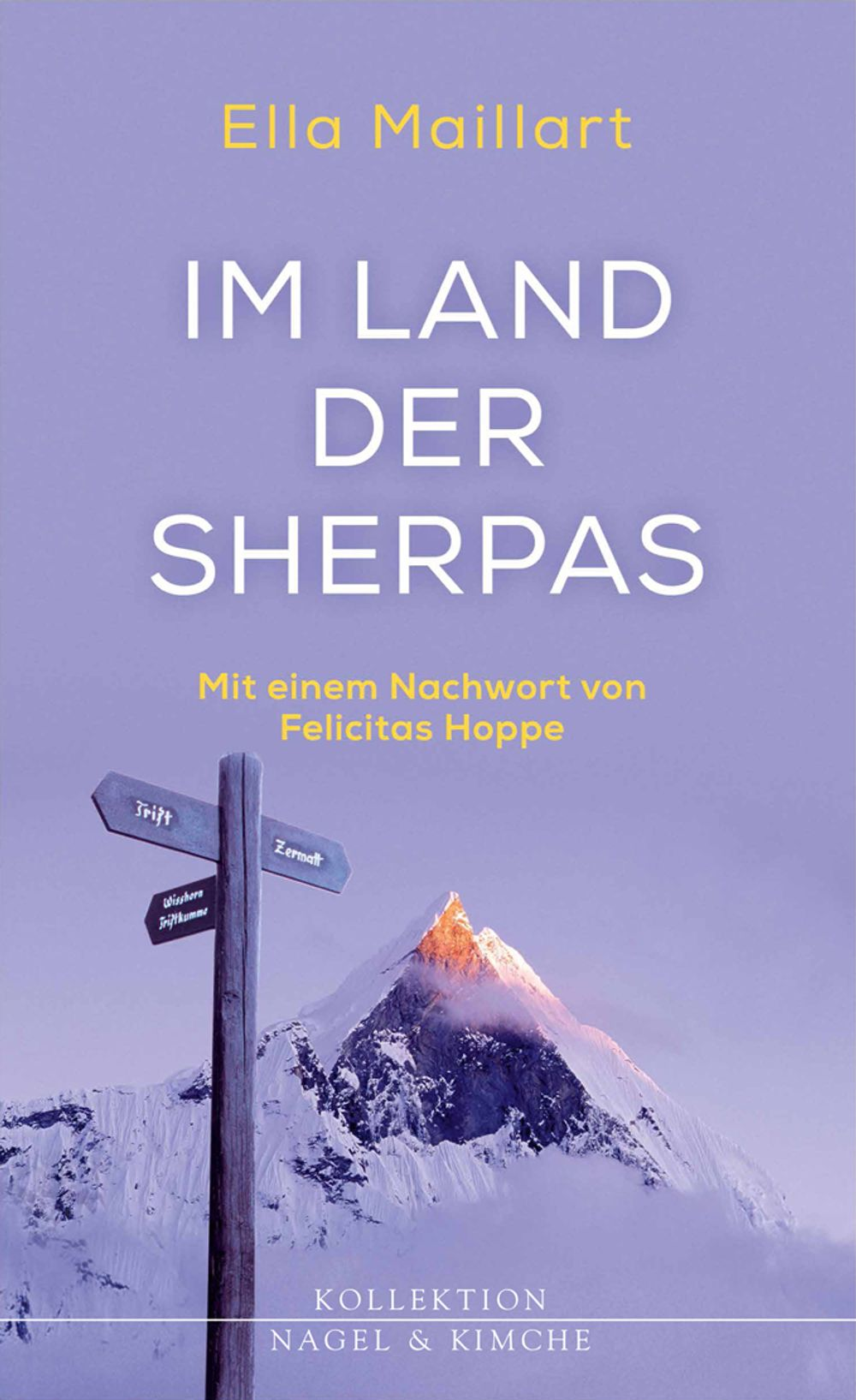 «Im Land der Sherpas»