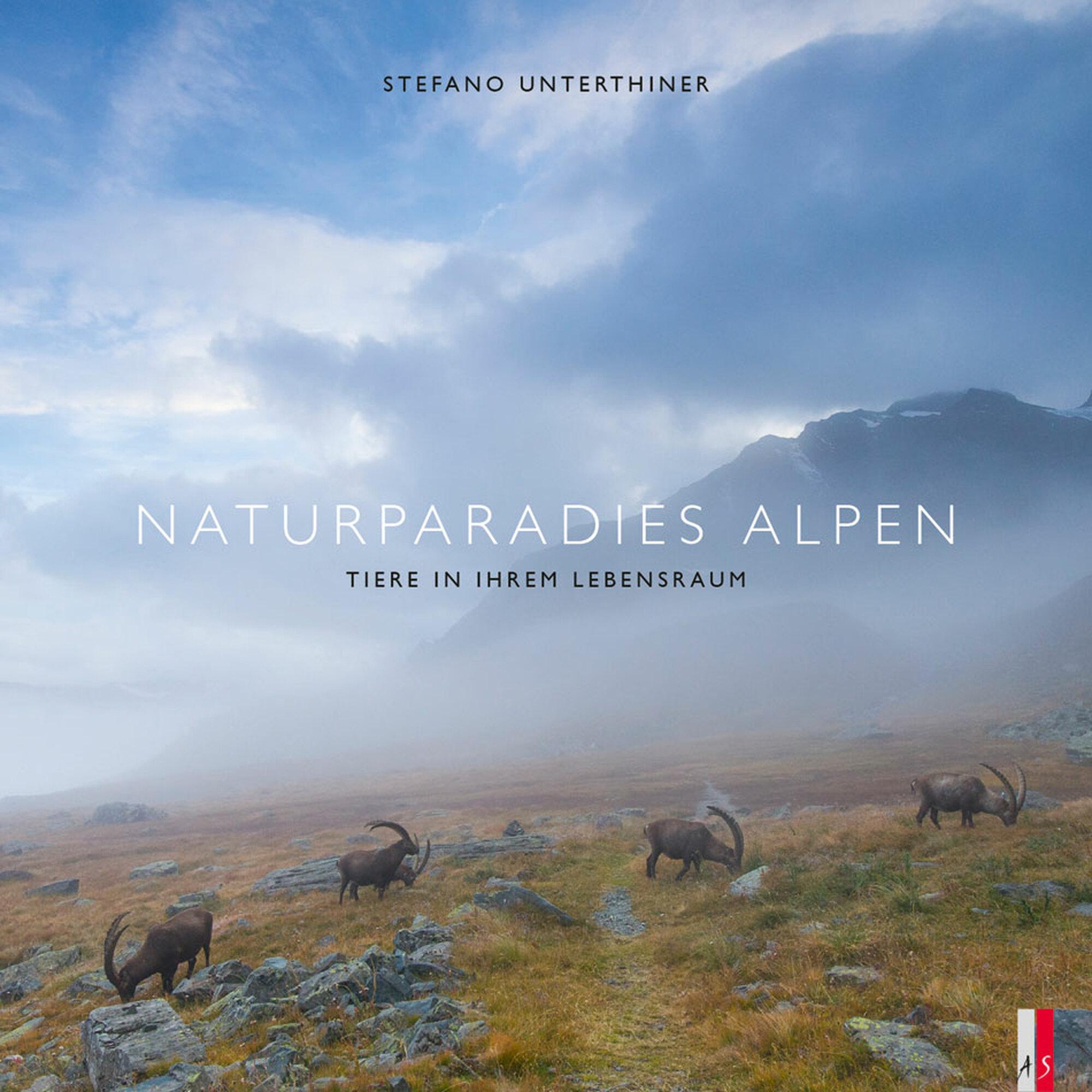 «Naturparadies Alpen. Tiere in ihrem Lebensraum»