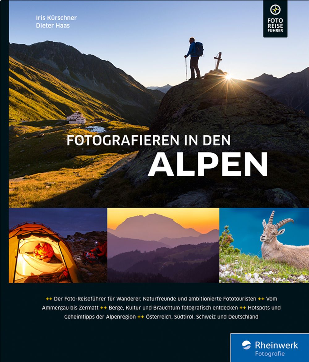 «Fotografieren in den Alpen»