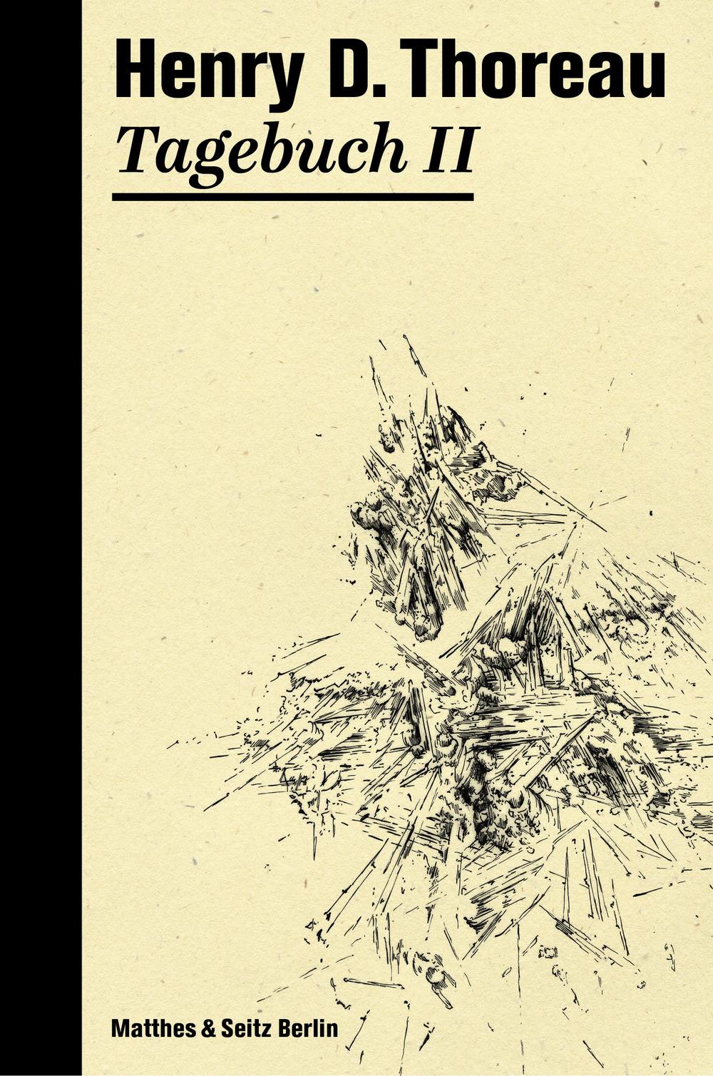 «Tagebuch II. Wasser & Feuer»