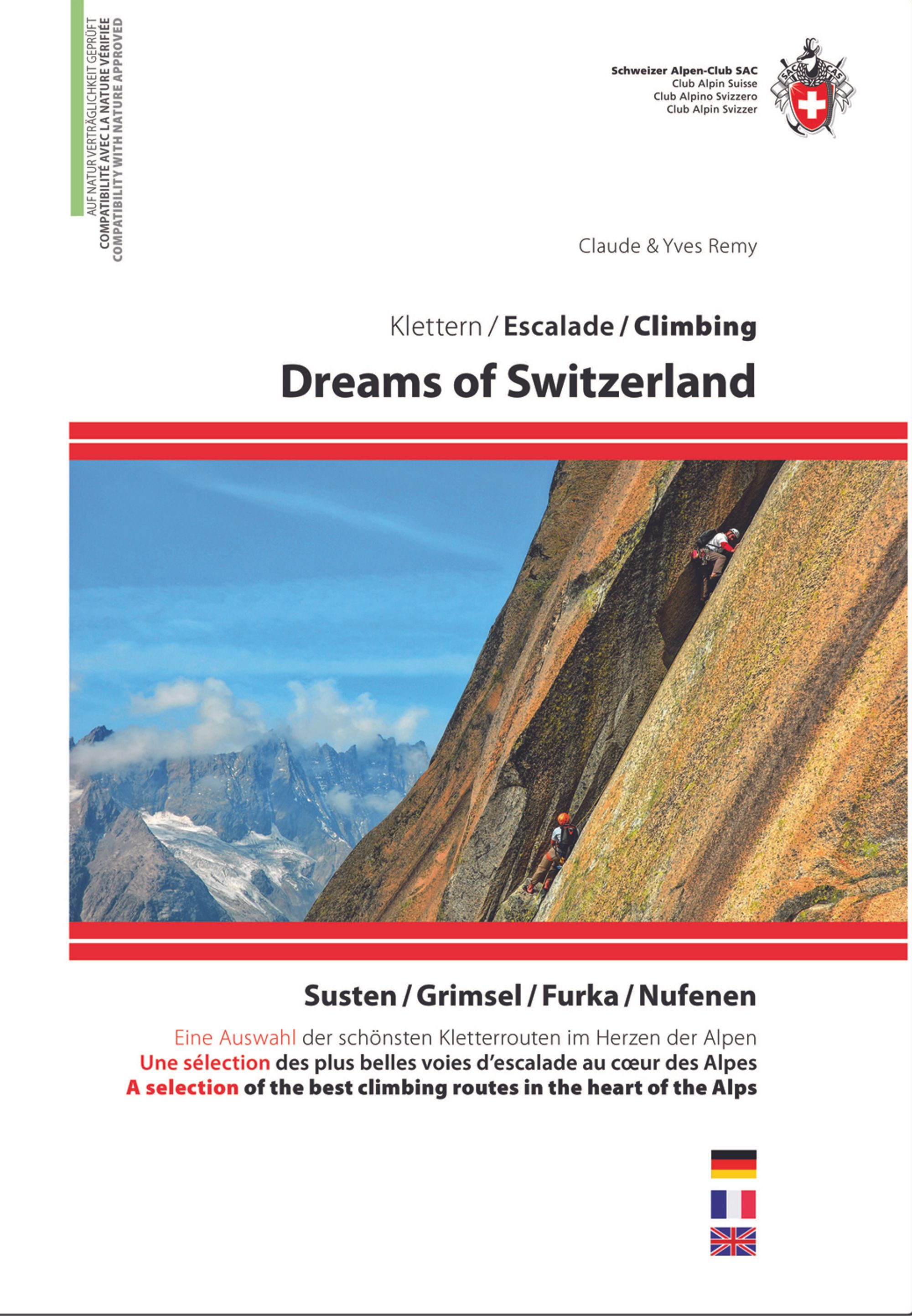 «Dreams of Switzerland: Susten/Grimsel/Furka/Nufenen»