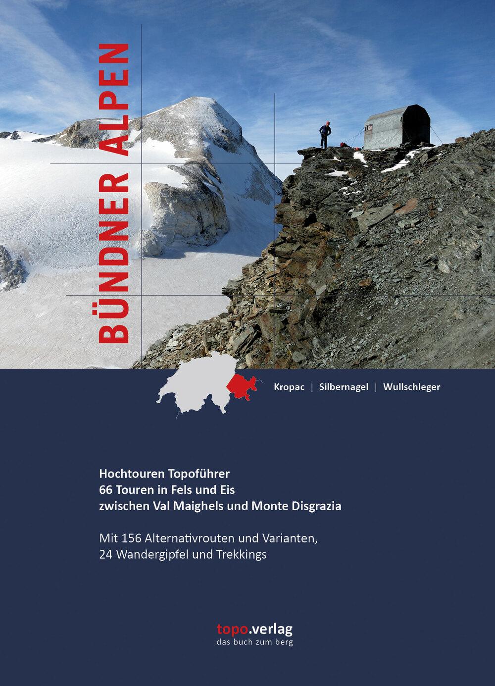 «Hochtouren Topoführer Bündner Alpen»