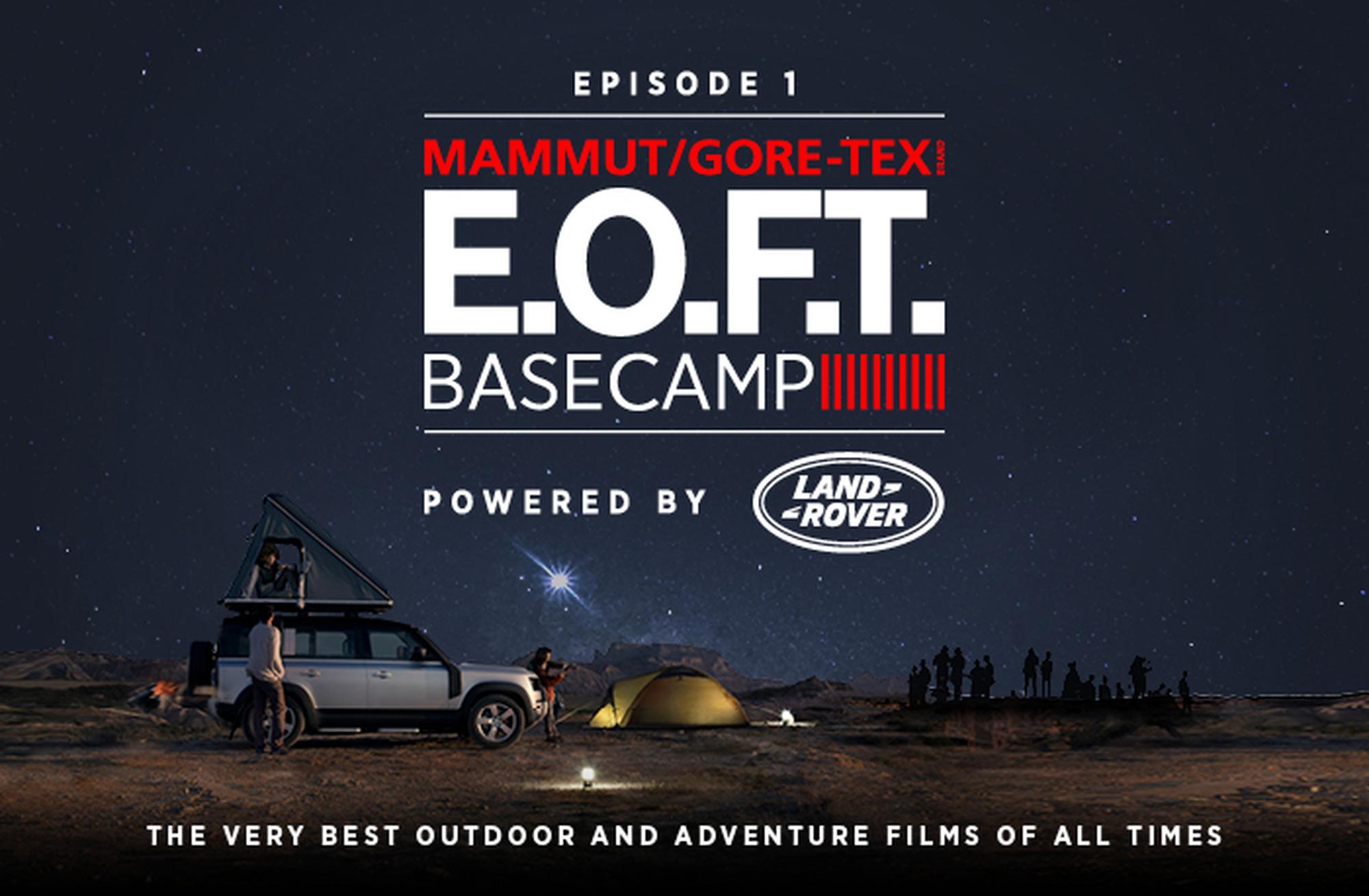 E.O.F.T. Basecamp Die besten Outdoor-Filme fürs Sofa