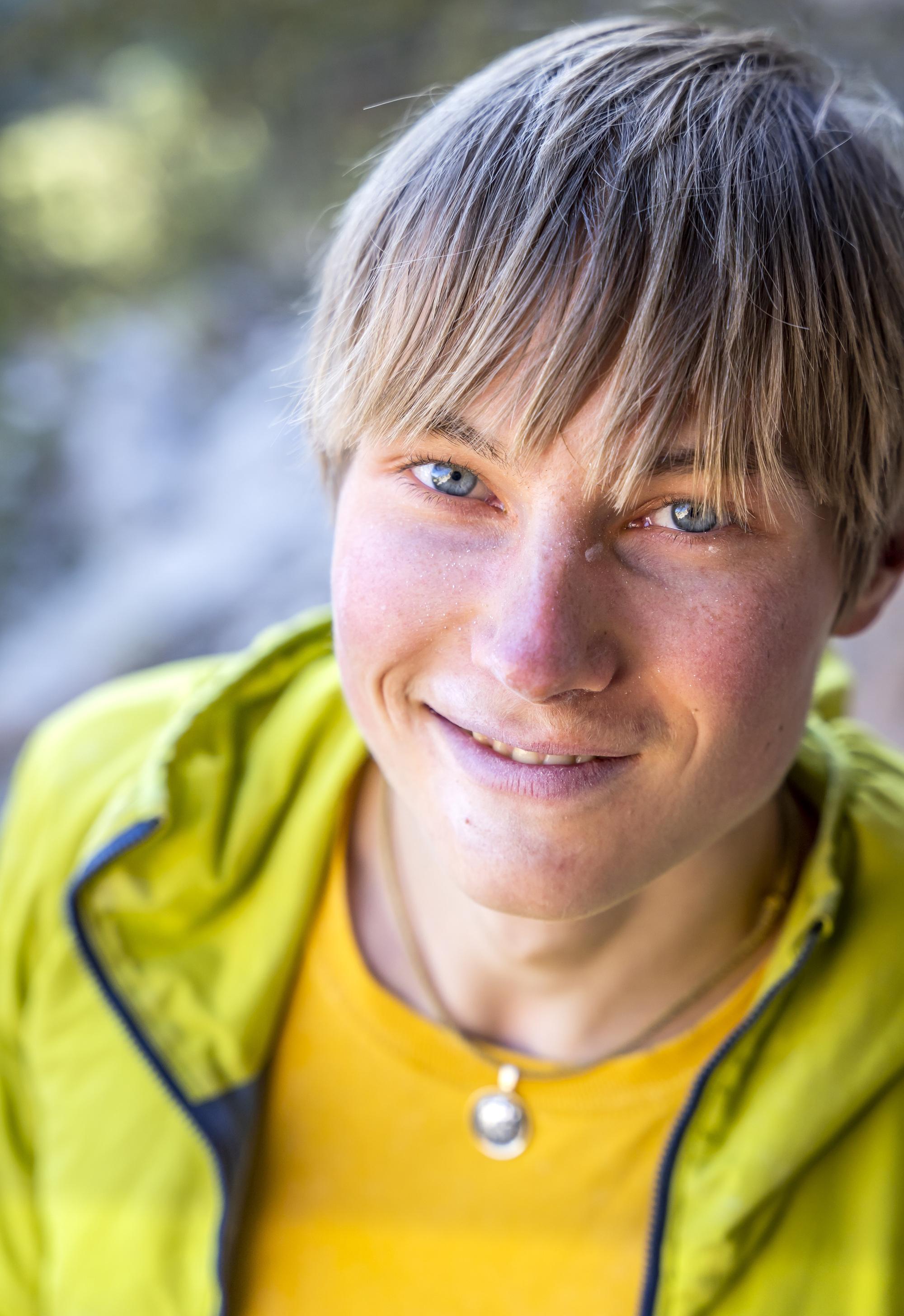 Alex Megos ist Petzl Athlet