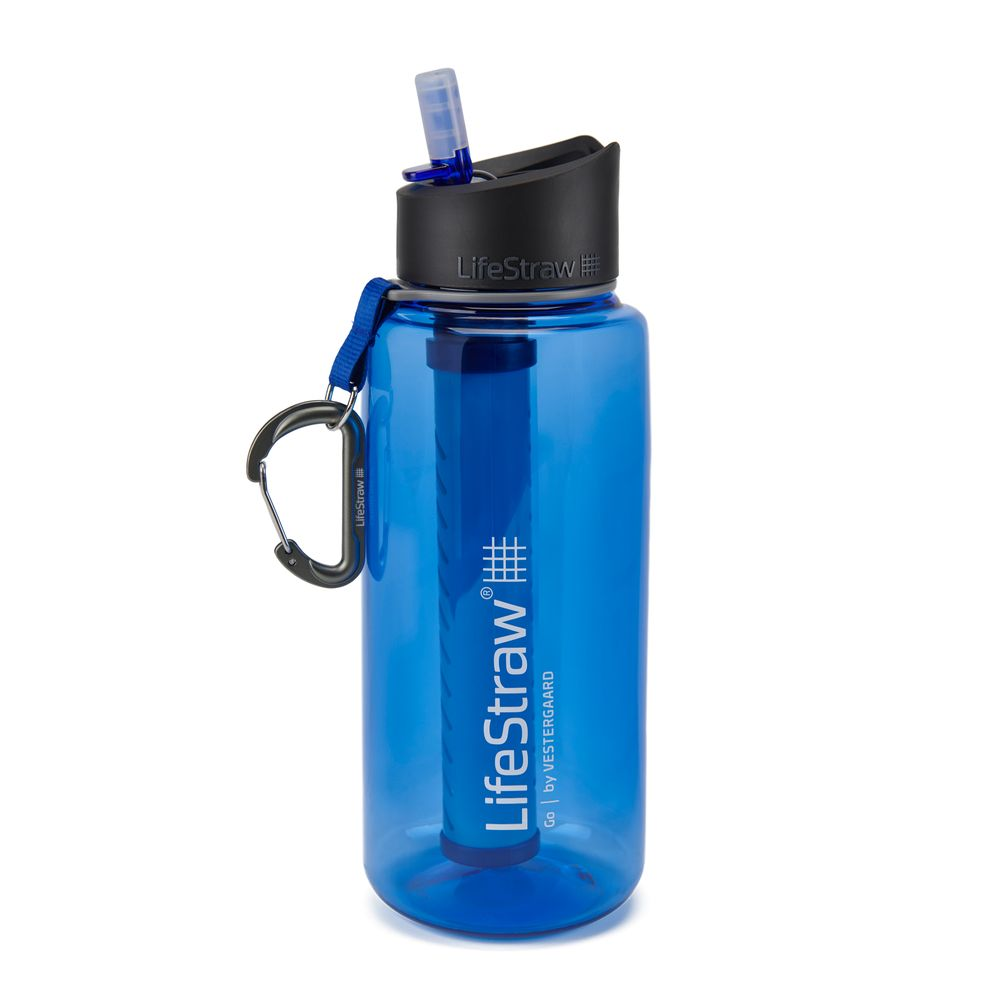 Im Test:   LifeStraw Go