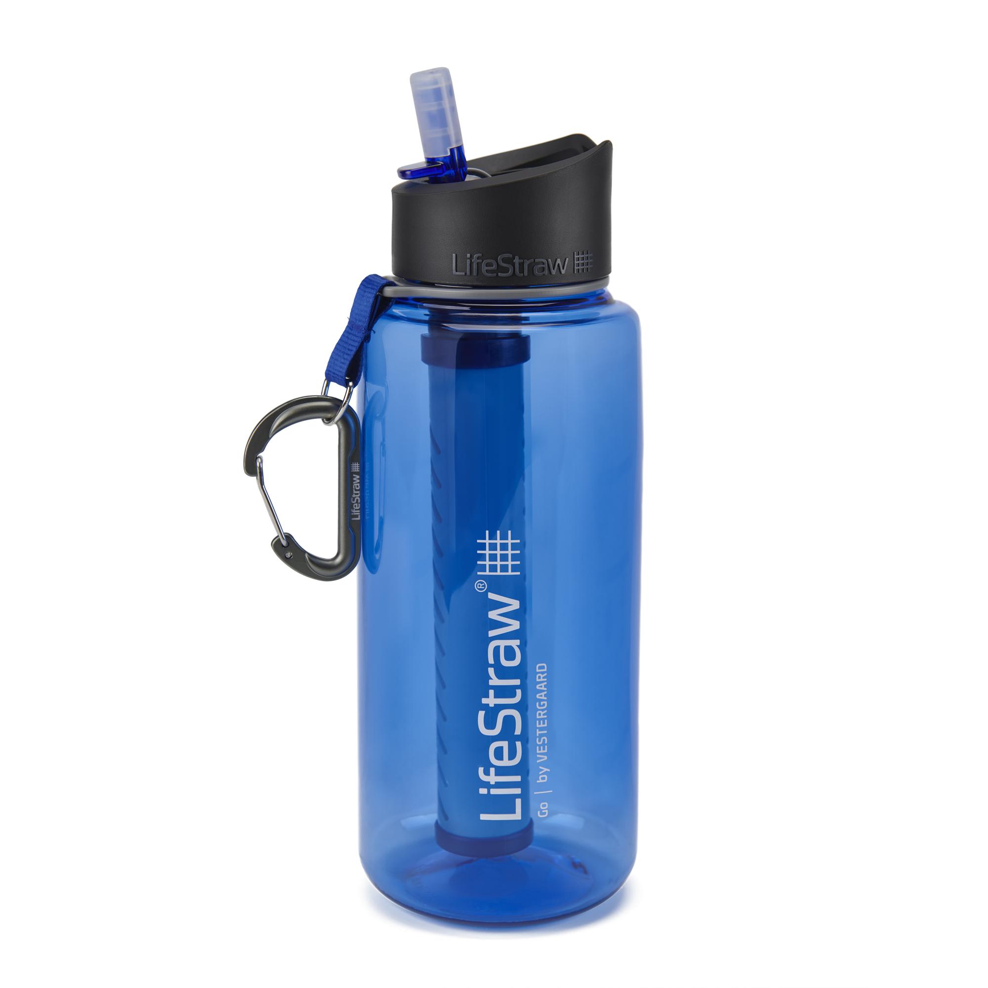 Im Test:   LifeStraw Go
