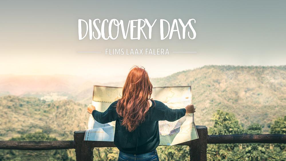 Verlängerte Bewerbungsfrist für Discovery Days 2021
