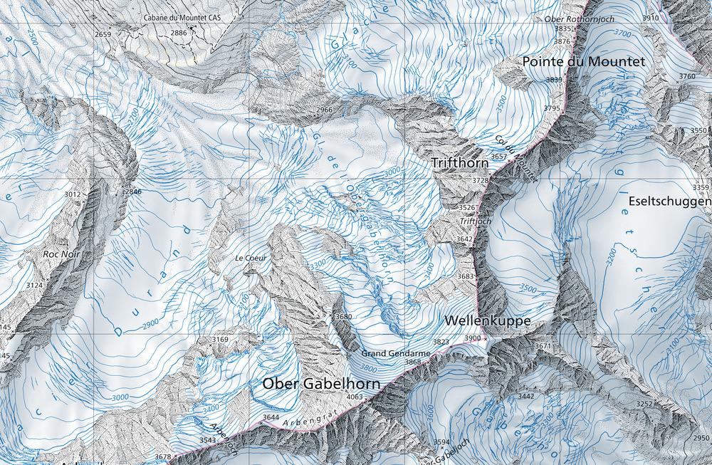 Digitale Geodaten von swisstopo frei verfügbar