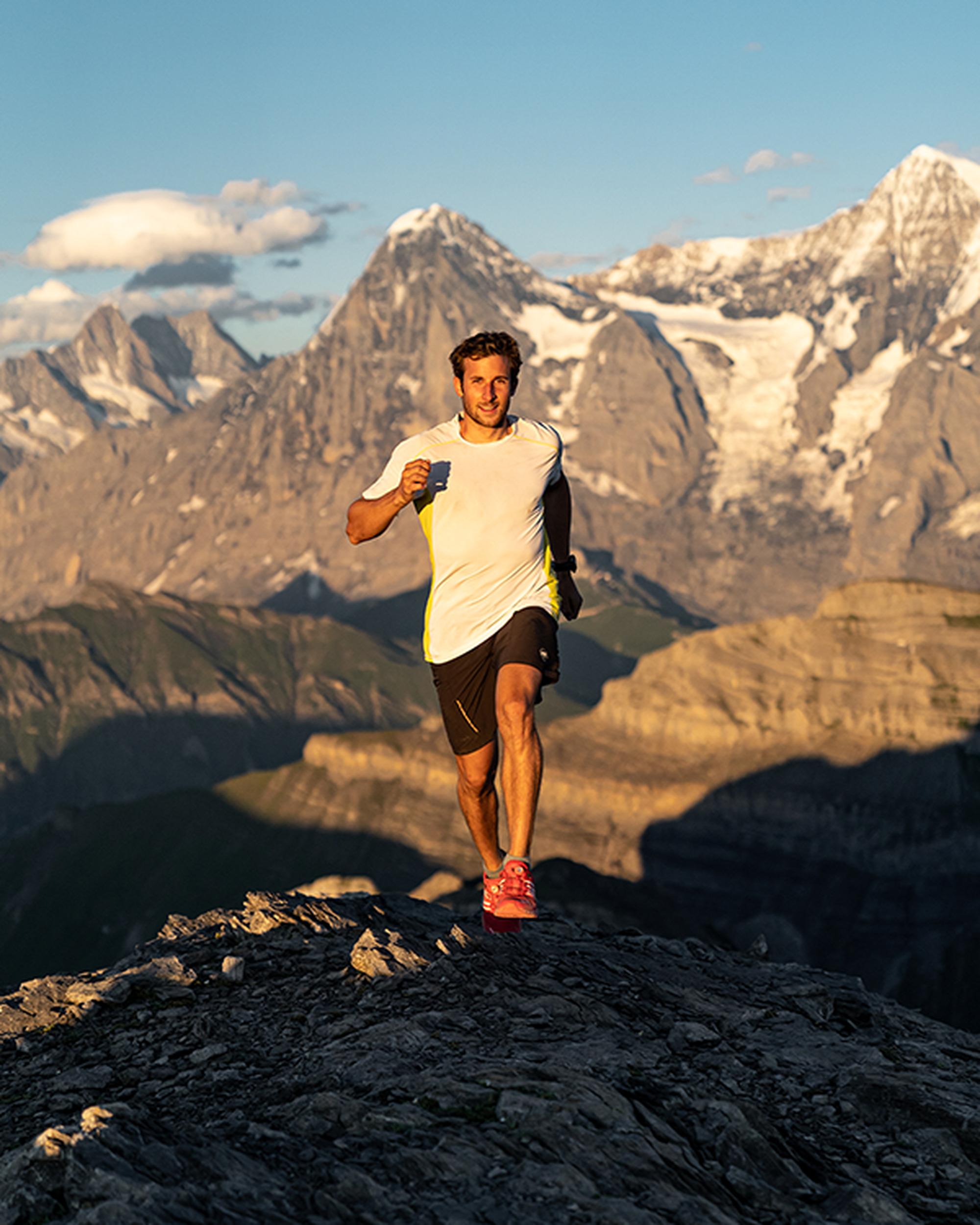 Eiger Outdoor Challenge: alpiner Triathlon am Fusse der Eiger Nordwand