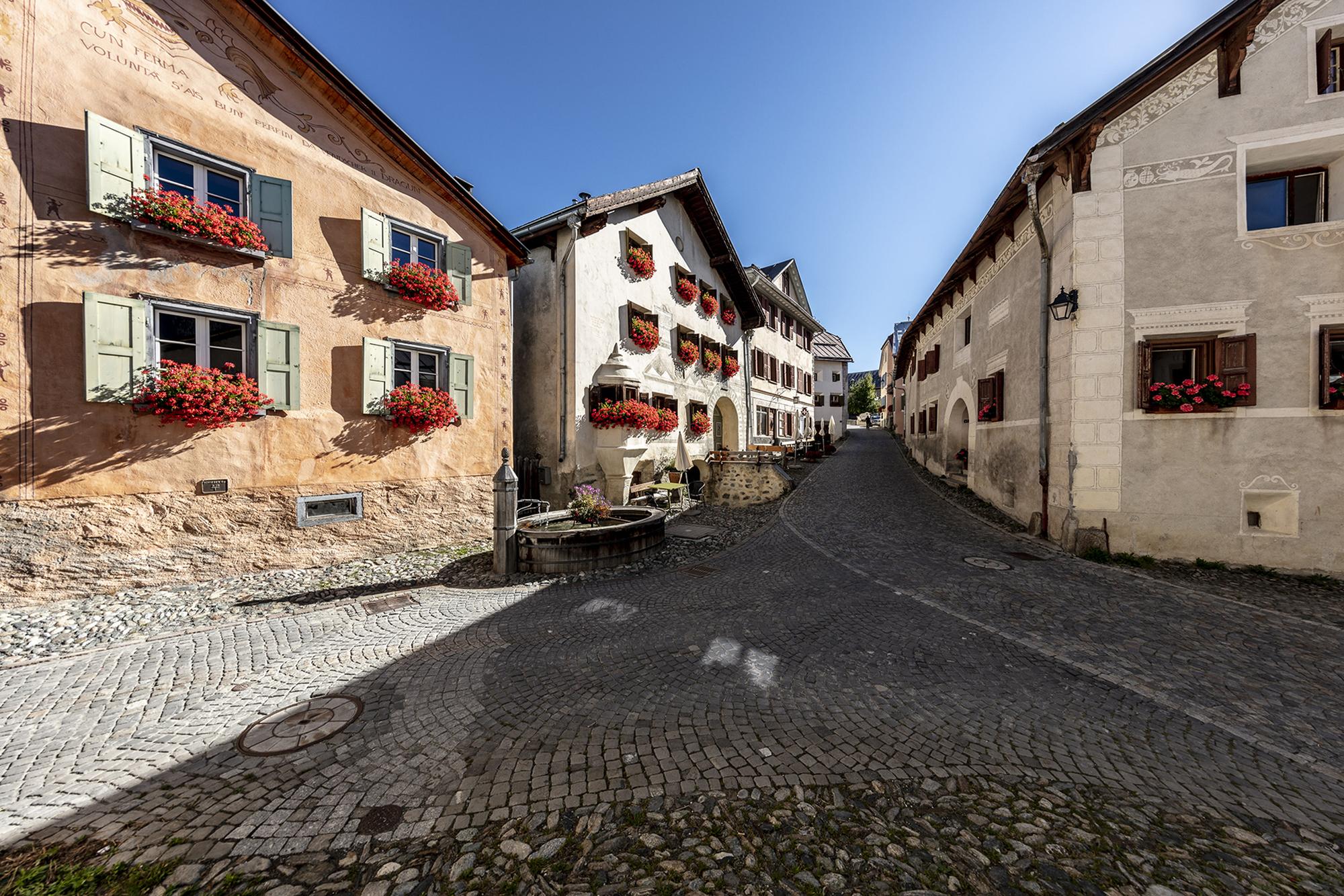 Die ersten Schweizer Bergsteigerdörfer auserwählt