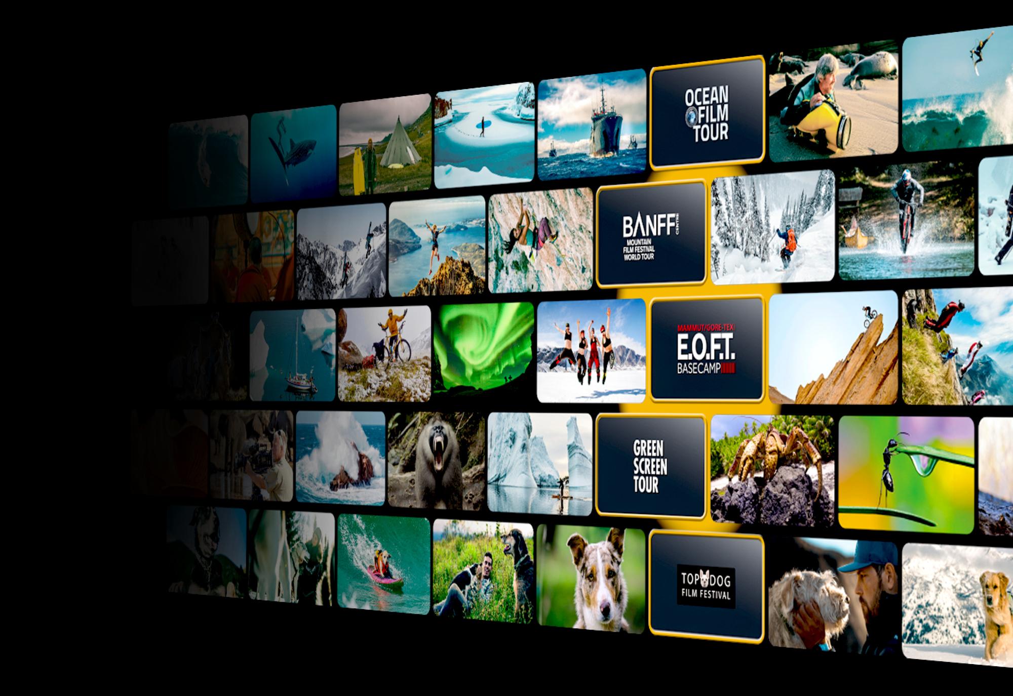 Abenteuerfilme auf Outdoor-Cinema.net