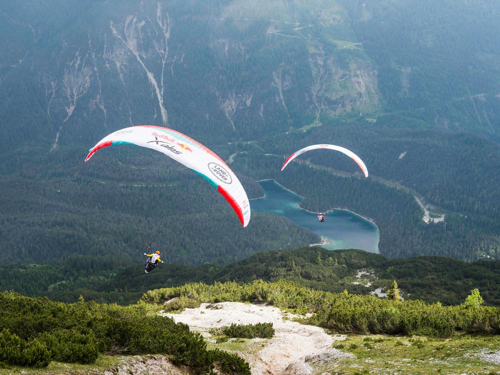 Chrigel Maurer gewinnt das X-Alps zum 7. Mal in Folge